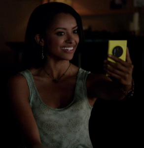 Bonnie with Lumia 1080
