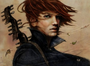 Kvothe the name of the wind
