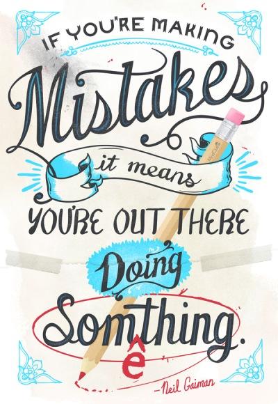 NG mistakes