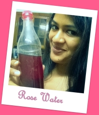 Rose water profile