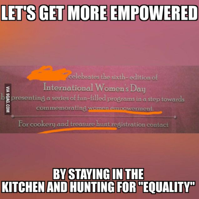 Let's get more empowered